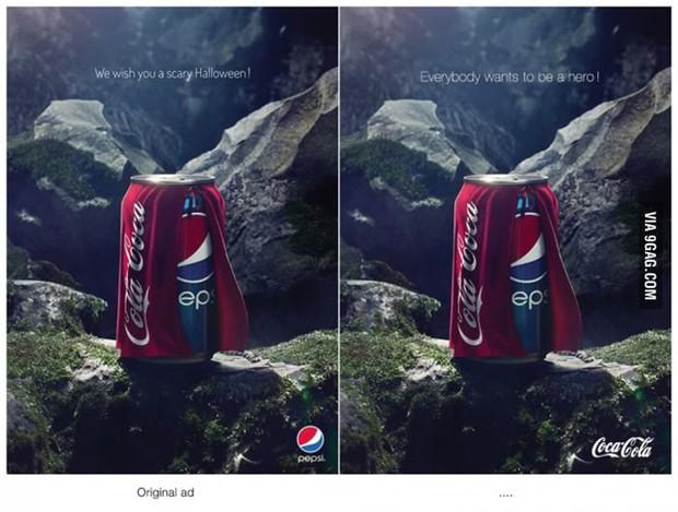 Chiến tranh giữa các vì sao: Khi các thương hiệu lớn dìm hàng nhau không thương tiếc bằng quảng cáo - Ảnh 8.