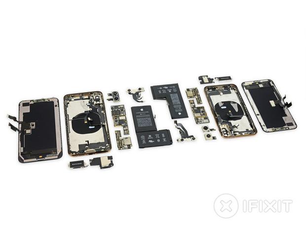 Chuyên gia về pin khen cách đặt pin của iPhone XS cực kỳ thông minh - Ảnh 4.