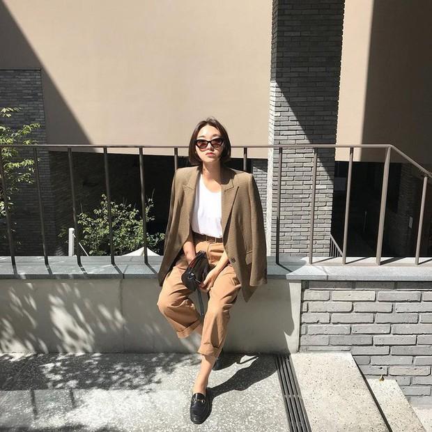 15 set đồ đến từ street style Châu Á sẽ cho bạn phong cách chuẩn quý cô thanh lịch - Ảnh 11.