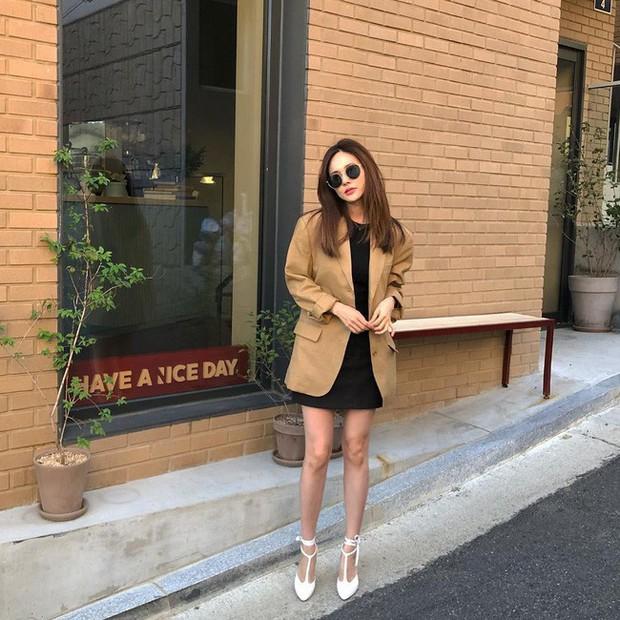 15 set đồ đến từ street style Châu Á sẽ cho bạn phong cách chuẩn quý cô thanh lịch - Ảnh 12.