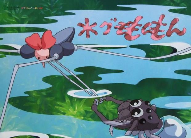 10 phim ngắn đầy ý nghĩa của Studio Ghibli có thể bạn chưa biết tới (Phần cuối) - Ảnh 8.