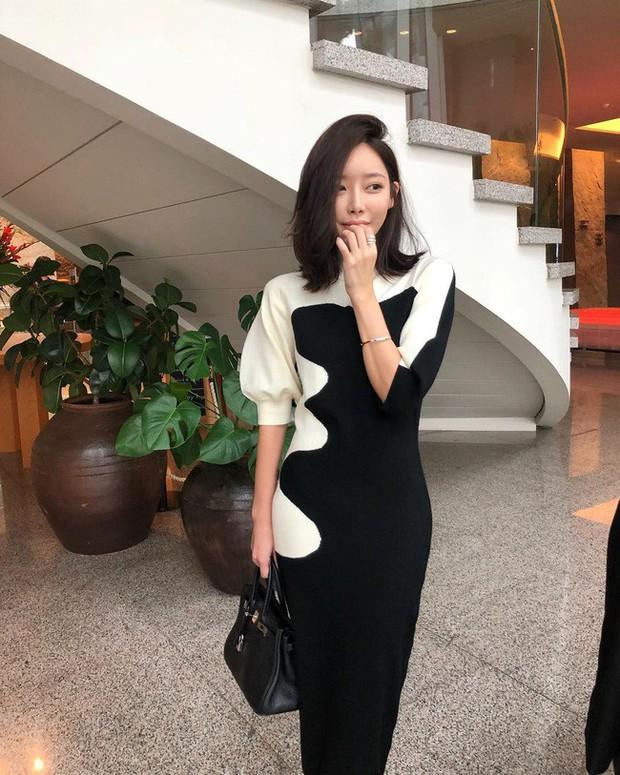 15 set đồ đến từ street style Châu Á sẽ cho bạn phong cách chuẩn quý cô thanh lịch - Ảnh 6.