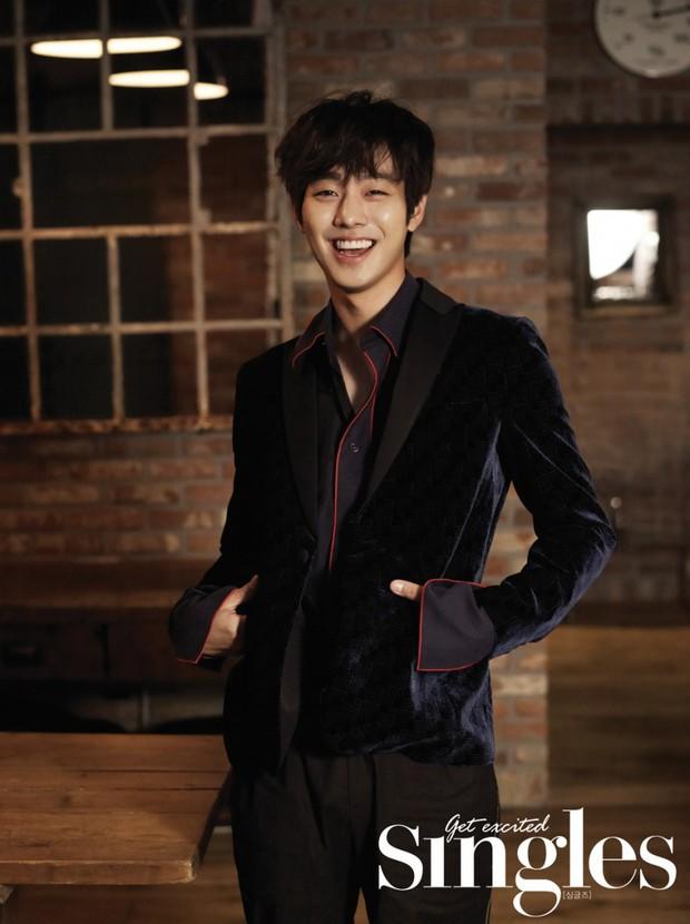 Mỹ nam siêu điển trai gây tiếc nuối vì tự lỡ duyên với cả Kim Yoo Jung lẫn Kim So Hyun - Ảnh 4.
