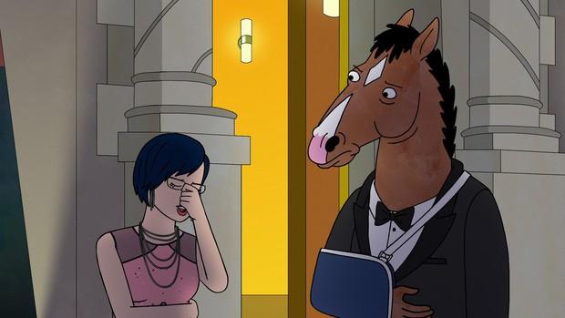 Phim hoạt hình người lớn Bojack Horseman: Chú ngựa vạch trần sự xấu xí của Hollywood - Ảnh 6.