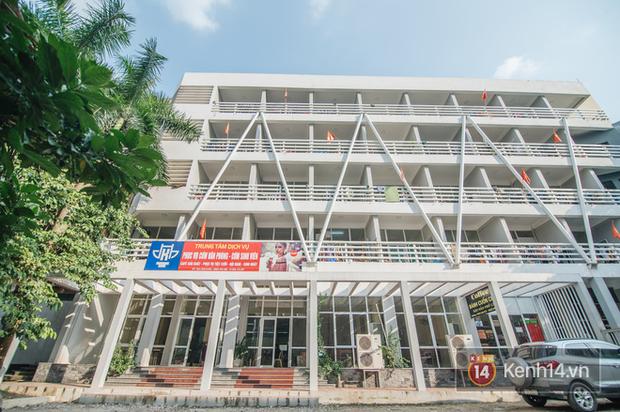Khám phá ký túc xá của ngôi trường có kiến trúc đẹp nhất nhì Việt Nam, nơi sinh viên ăn-ngủ-sinh hoạt cùng bảng màu, giá vẽ - Ảnh 2.