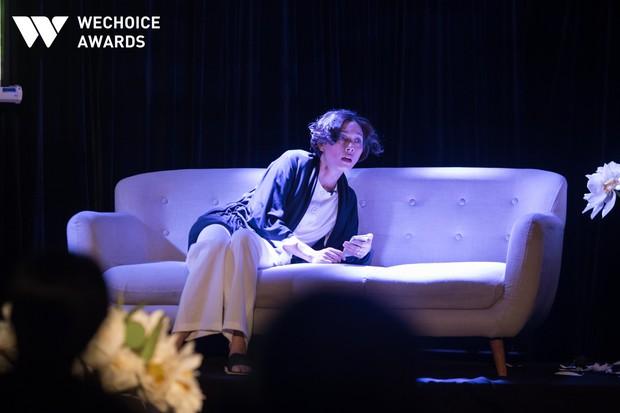 Cô gái ung thư trên sân khấu Memento Mori với vai diễn về cuộc đời của chính mình: Chưa bao giờ cảm giác cơn đau kinh khủng như thế - Ảnh 8.