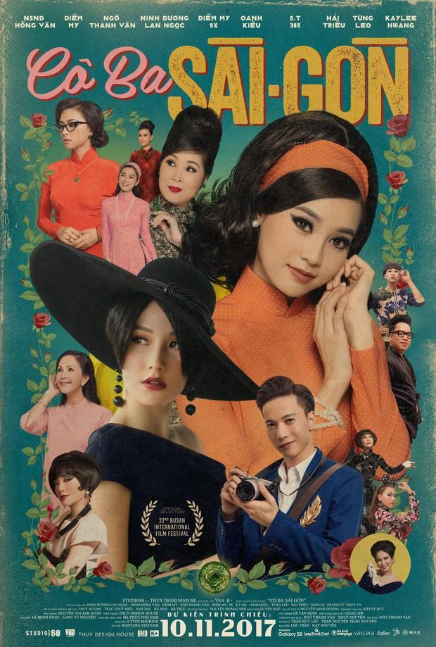 Cô Ba Sài Gòn tham dự Oscar, Song Lang tranh giải tại LHP Tokyo - Ảnh 1.