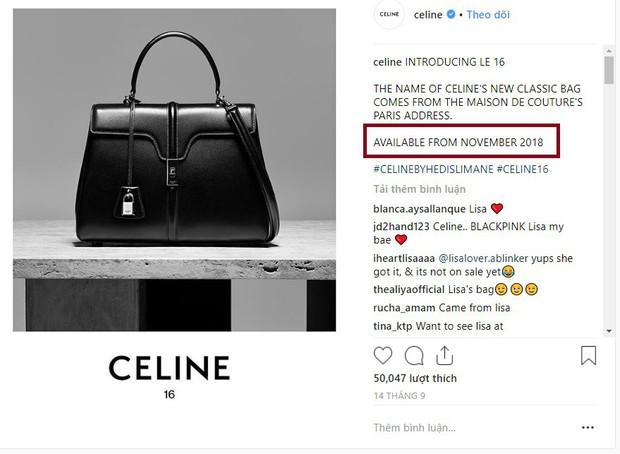 Bạn sẽ biết Lisa (Black Pink) oách cỡ nào khi biết về chiếc túi của cô và cuộc đụng độ với Lady Gaga, Angelina Jolie - Ảnh 3.