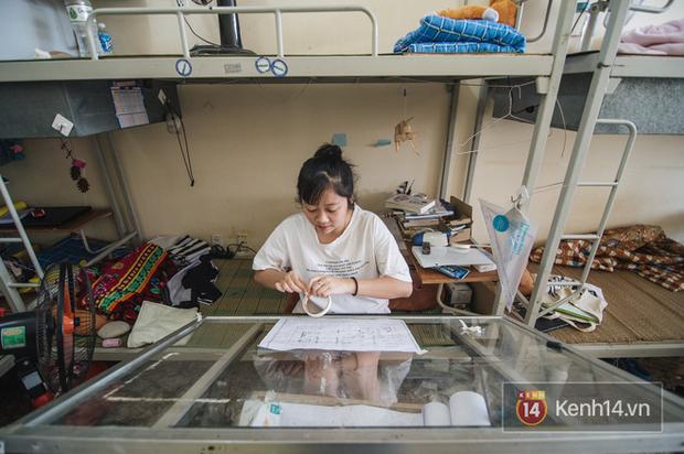 Khám phá ký túc xá của ngôi trường có kiến trúc đẹp nhất nhì Việt Nam, nơi sinh viên ăn-ngủ-sinh hoạt cùng bảng màu, giá vẽ - Ảnh 10.