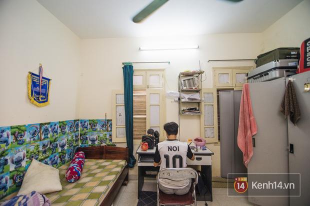 Khám phá ký túc xá của ngôi trường có kiến trúc đẹp nhất nhì Việt Nam, nơi sinh viên ăn-ngủ-sinh hoạt cùng bảng màu, giá vẽ - Ảnh 14.