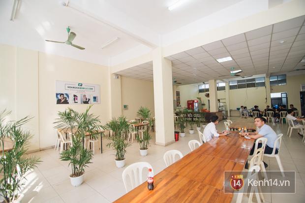 Khám phá ký túc xá của ngôi trường có kiến trúc đẹp nhất nhì Việt Nam, nơi sinh viên ăn-ngủ-sinh hoạt cùng bảng màu, giá vẽ - Ảnh 17.