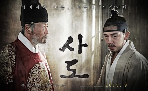 Top 10 phim cổ trang Hàn Quốc có lượng khán giả cao nhất lịch sử - Ảnh 1.