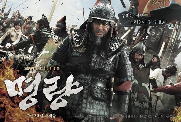 Top 10 phim cổ trang Hàn Quốc có lượng khán giả cao nhất lịch sử - Ảnh 10.