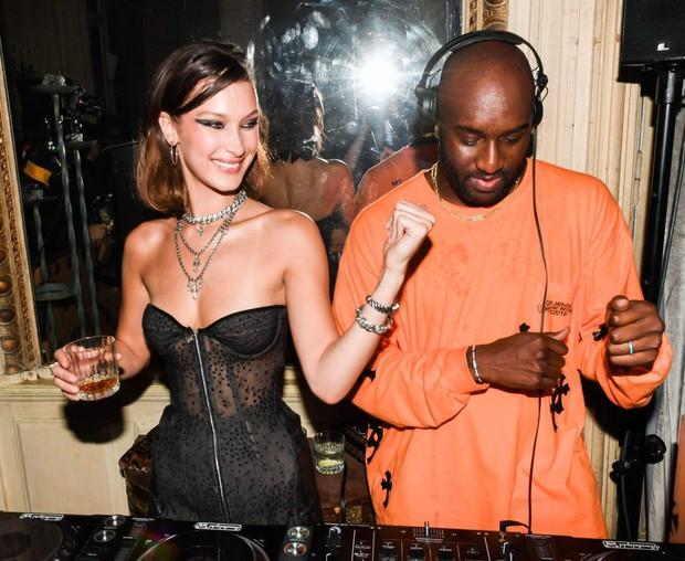 Quá xinh đẹp, Kendall Jenner làm lu mờ cả nhân vật chính Bella Hadid trong đêm tiệc - Ảnh 5.