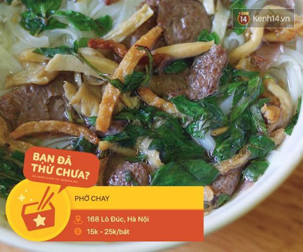 Ở Hà Nội có một hàng phở chỉ 15k/bát mà đầy đủ thịt bò, gà, giò và đến khi ăn mới thấy thú vị - Ảnh 6.