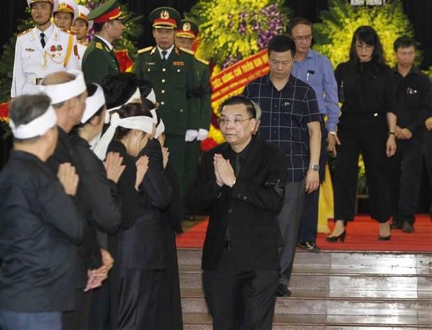 Lễ viếng Chủ tịch nước Trần Đại Quang - Ảnh 66.