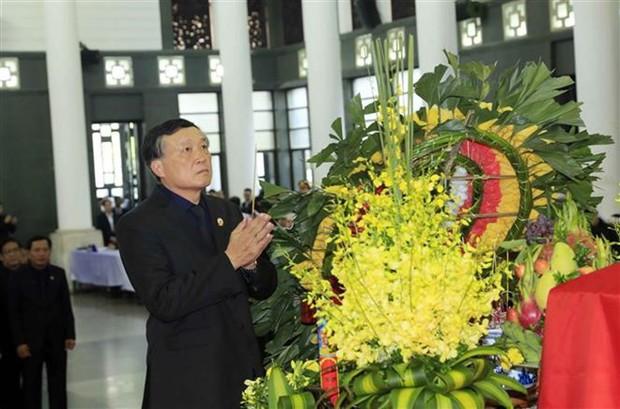 Lễ viếng Chủ tịch nước Trần Đại Quang - Ảnh 67.