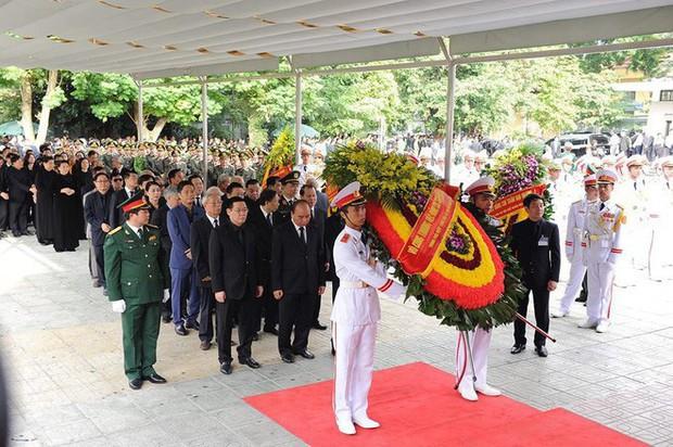 Lễ viếng Chủ tịch nước Trần Đại Quang - Ảnh 16.