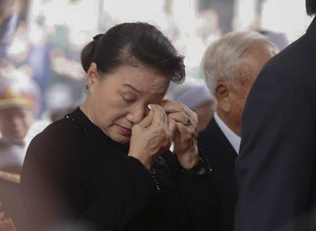 Xúc động dòng sổ tang viếng Chủ tịch nước Trần Đại Quang - Ảnh 3.