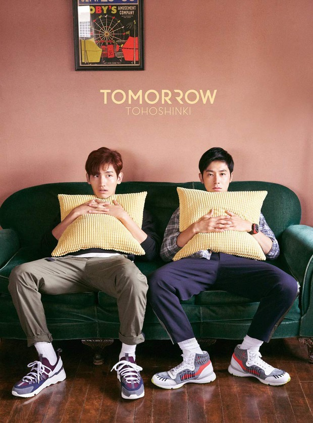 Thiết lập kỷ lục mới ở Nhật, TVXQ đích thị là gừng càng già càng cay - Ảnh 3.