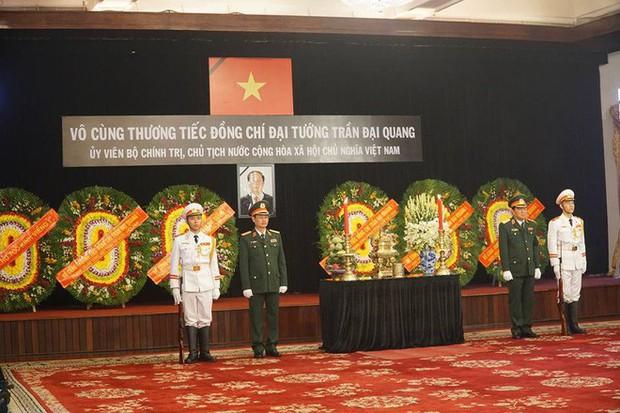 Lễ viếng Chủ tịch nước Trần Đại Quang - Ảnh 23.