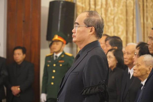 Lễ viếng Chủ tịch nước Trần Đại Quang - Ảnh 24.