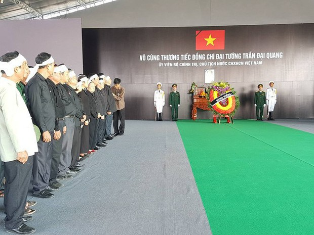 Lễ viếng Chủ tịch nước Trần Đại Quang - Ảnh 27.