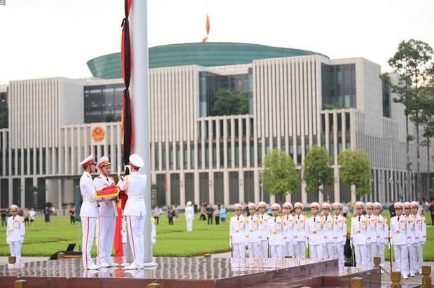 Lễ viếng Chủ tịch nước Trần Đại Quang - Ảnh 31.