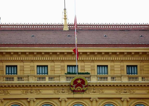 Lễ viếng Chủ tịch nước Trần Đại Quang - Ảnh 33.