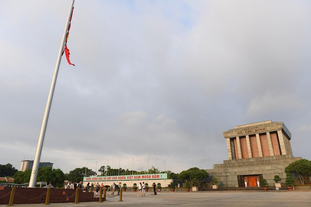 Lễ viếng Chủ tịch nước Trần Đại Quang - Ảnh 34.