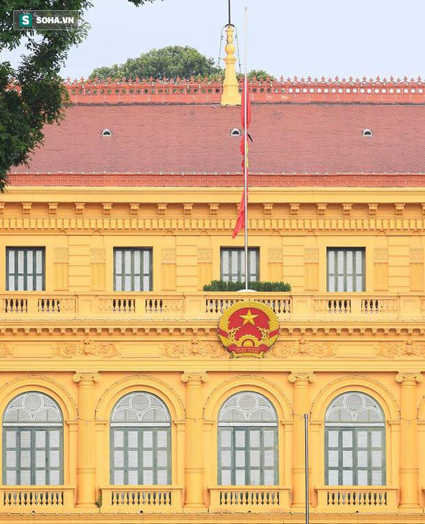 Lễ viếng Chủ tịch nước Trần Đại Quang - Ảnh 38.