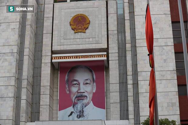 Lễ viếng Chủ tịch nước Trần Đại Quang - Ảnh 39.
