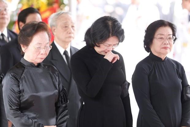 Xúc động dòng sổ tang viếng Chủ tịch nước Trần Đại Quang - Ảnh 5.