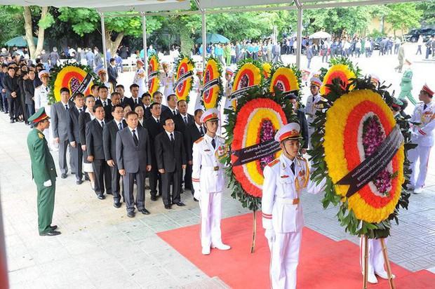Lễ viếng Chủ tịch nước Trần Đại Quang - Ảnh 47.