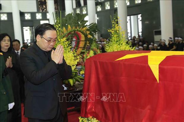 Lễ viếng Chủ tịch nước Trần Đại Quang - Ảnh 49.