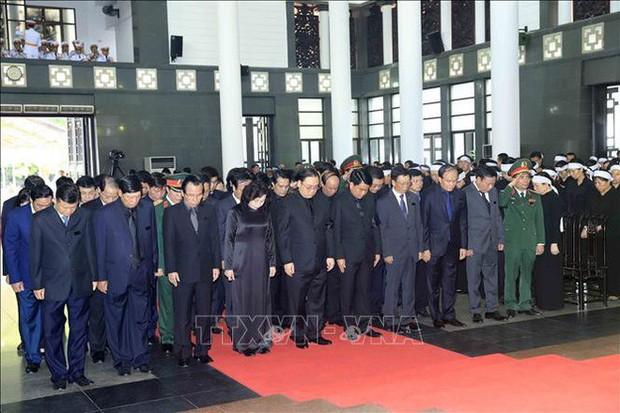 Lễ viếng Chủ tịch nước Trần Đại Quang - Ảnh 51.