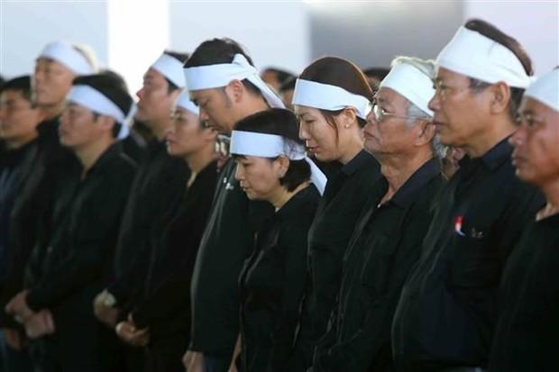 Lễ viếng Chủ tịch nước Trần Đại Quang - Ảnh 54.