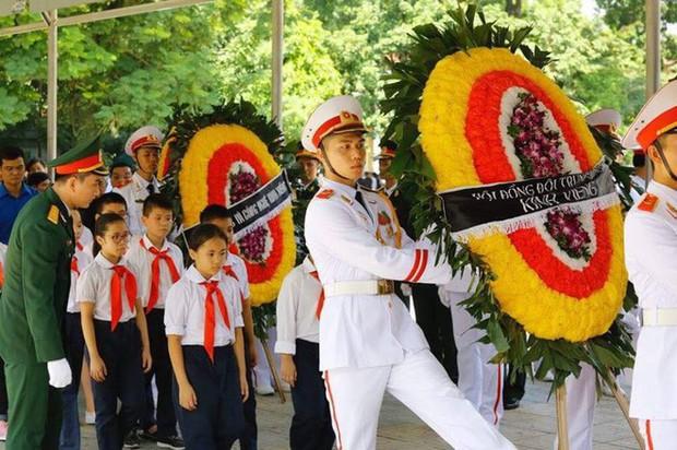 Lễ viếng Chủ tịch nước Trần Đại Quang - Ảnh 58.