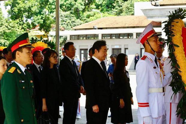 Lễ viếng Chủ tịch nước Trần Đại Quang - Ảnh 63.