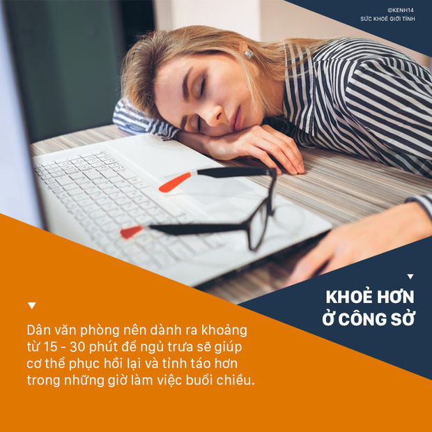 3 mẹo nhỏ giúp dân văn phòng tỉnh táo, tập trung hơn trong những giờ làm việc buổi chiều - Ảnh 3.