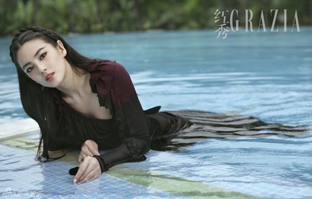 Song Hye Kyo Trung Quốc: Nhan sắc trời ban cùng body nóng bỏng không cứu được 2 cuộc hôn nhân ê chề - Ảnh 7.