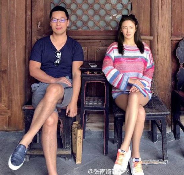"""""""Mỹ nhân ngư"""" Trương Vũ Kỳ đâm chồng CEO vì mâu thuẫn hôn nhân - Ảnh 1."""