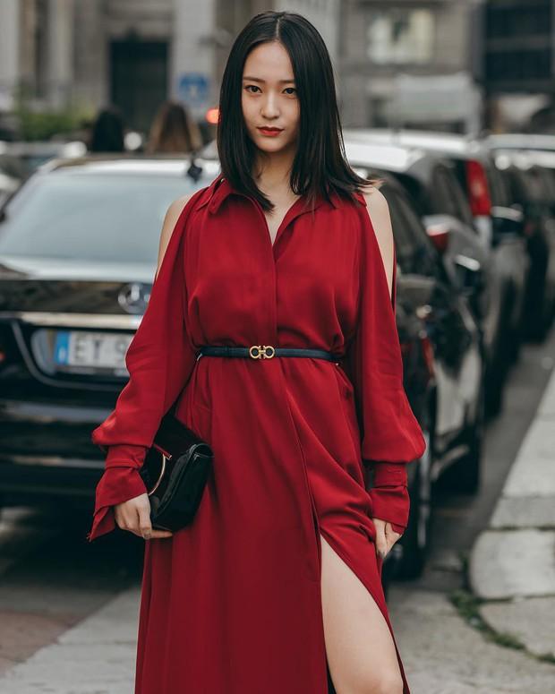 Từ Hương Giang, Hà Tăng đến Châu Bùi, Quỳnh Anh Shyn đều đang lăng xê nhiệt tình tóc ngôi giữa - Ảnh 9.