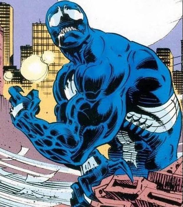 Bạn có biết: Trông ngầu thế thôi chứ thực ra Venom lại là một cô gái bạc mệnh chỉ biết yêu chung thủy - Ảnh 4.