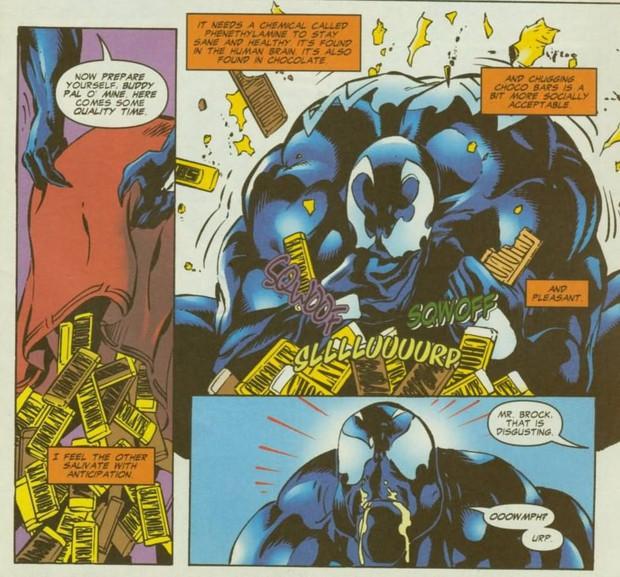 Bạn có biết: Trông ngầu thế thôi chứ thực ra Venom lại là một cô gái bạc mệnh chỉ biết yêu chung thủy - Ảnh 8.