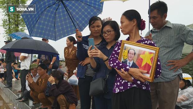 Chủ tịch nước Trần Đại Quang trở về đất mẹ - Ảnh 17.