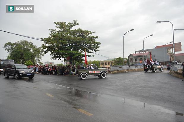 Chủ tịch nước Trần Đại Quang trở về đất mẹ - Ảnh 26.