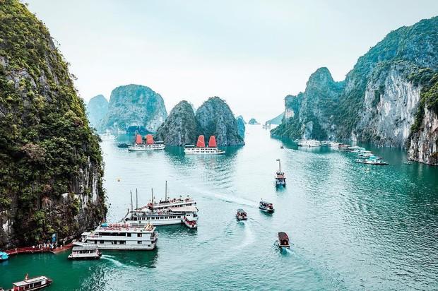 Ngất ngây trước vẻ đẹp của bờ biển Việt Nam và chỉ xem thôi đã muốn xách ba lô lên mà đi - Ảnh 2.