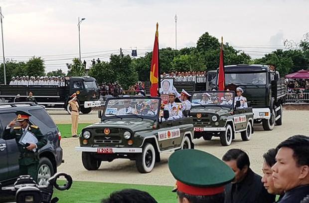 Chủ tịch nước Trần Đại Quang trở về đất mẹ - Ảnh 37.