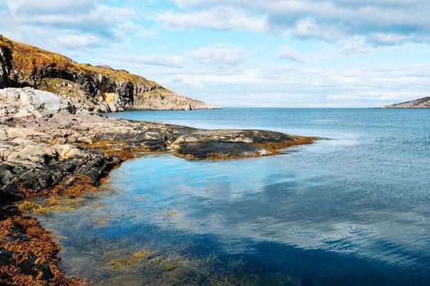 Cảnh đẹp ngọt ngào mê đắm lòng người của vùng Murmansk nước Nga - Ảnh 1.
